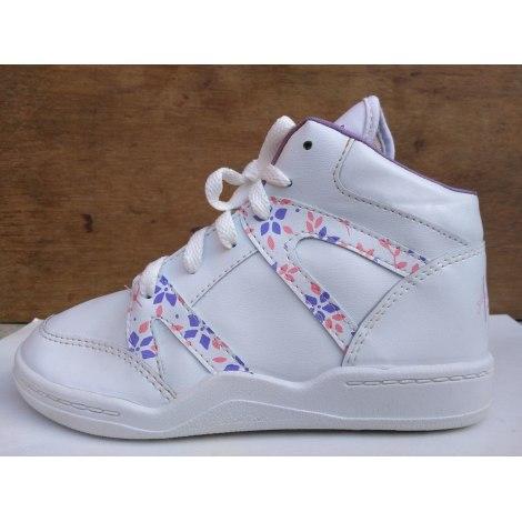 Baskets ASTRO Blanc, blanc cassé, écru