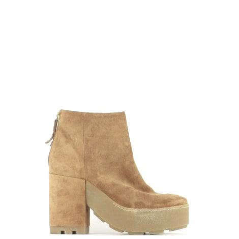 Bottines & low boots à talons VIC MATIÉ Marron