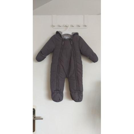 Ensemble & Combinaison pantalon VERTBAUDET Gris, anthracite