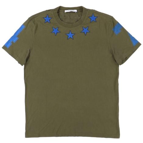 Tee-shirt GIVENCHY Vert