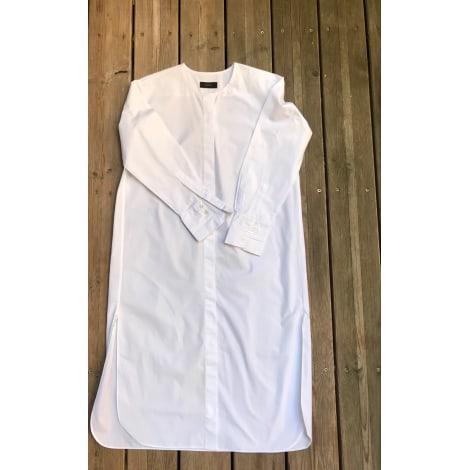 Robe mi-longue JOSEPH Blanc, blanc cassé, écru