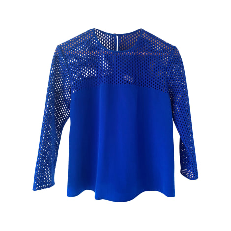 Blouse REPETTO Bleu, bleu marine, bleu turquoise