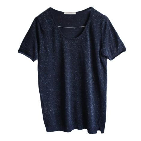 Top, tee-shirt STEFAN GREEN Bleu, bleu marine, bleu turquoise