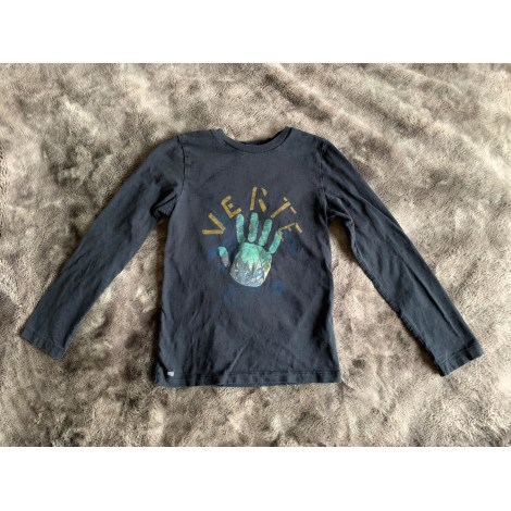 Tee-shirt CATIMINI Bleu, bleu marine, bleu turquoise