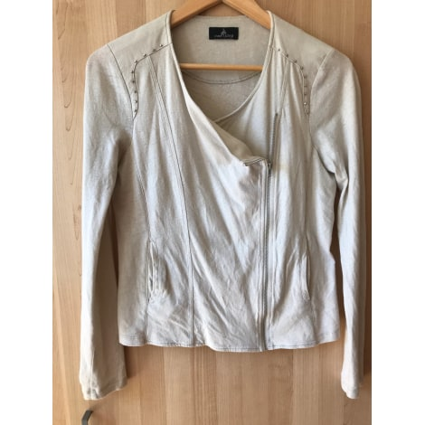 Blouse ONE STEP Beige, camel