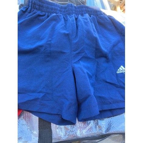 Short ADIDAS Bleu, bleu marine, bleu turquoise