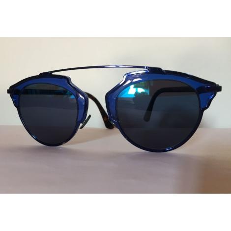 Lunettes de soleil DIOR So Real Bleu, bleu marine, bleu turquoise