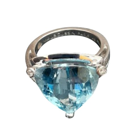 Ring MAUBOUSSIN Blue, navy, turquoise
