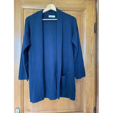 Gilet, cardigan ESCORPION Bleu, bleu marine, bleu turquoise