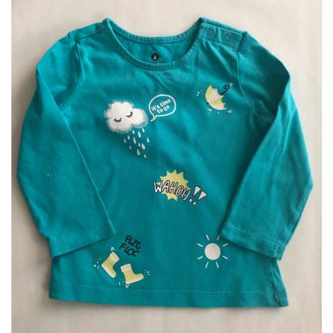 Top, tee shirt GRAIN DE BLÉ Vert
