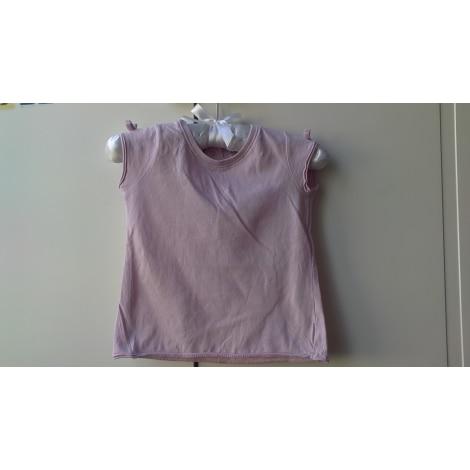 Top, tee shirt LA REDOUTE Rose, fuschia, vieux rose