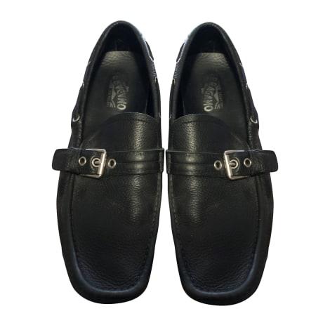 Loafers SALVATORE FERRAGAMO Blue, navy, turquoise