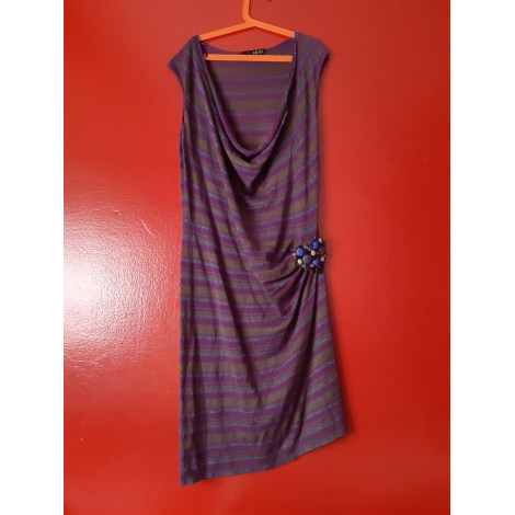 Robe courte LIU JO Violet, mauve, lavande