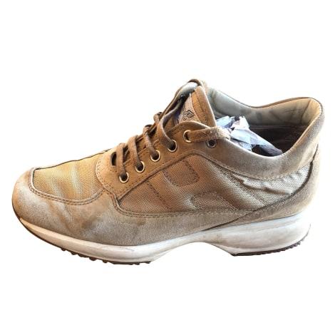 Chaussures à lacets  HOGAN Beige, camel