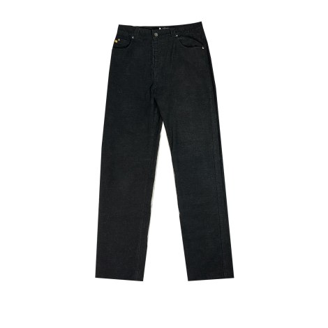 Straight Leg Jeans YVES SAINT LAURENT Gray, charcoal