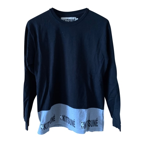 T-shirt MAISON KITSUNÉ Black