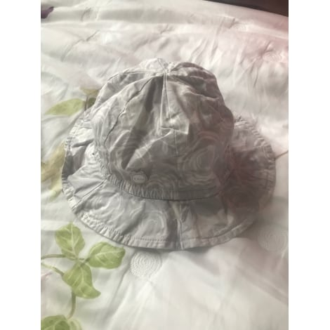 Chapeau BABY DIOR Gris, anthracite