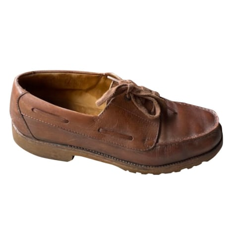 Lace Up Shoes JM WESTON Brown