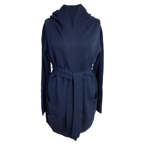 Gilet, cardigan MAX MARA Bleu, bleu marine, bleu turquoise