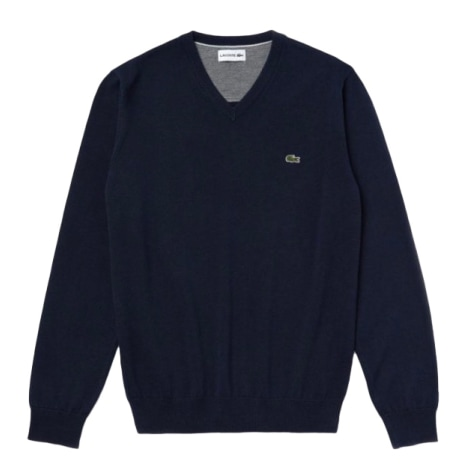 Sweater LACOSTE Blue, navy, turquoise