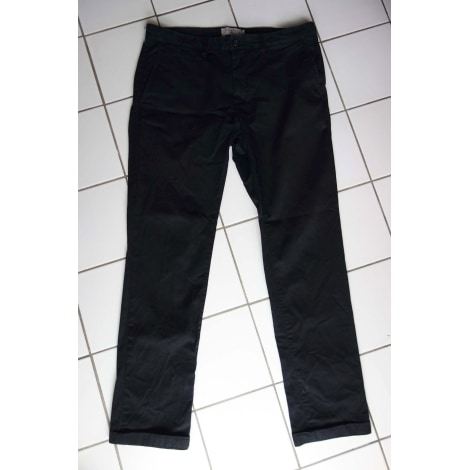 Pantalon droit CHEVIGNON Noir