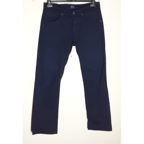 Straight Leg Jeans TRUSSARDI JEANS Blue, navy, turquoise