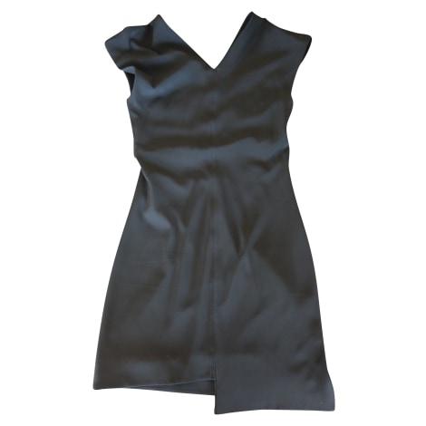 Robe courte HELMUT LANG Noir
