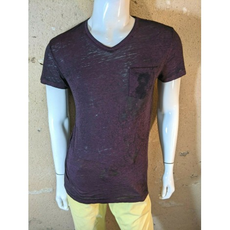 Tee-shirt LIBERTO Violet, mauve, lavande