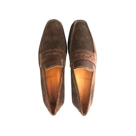 Loafers JM WESTON Brown