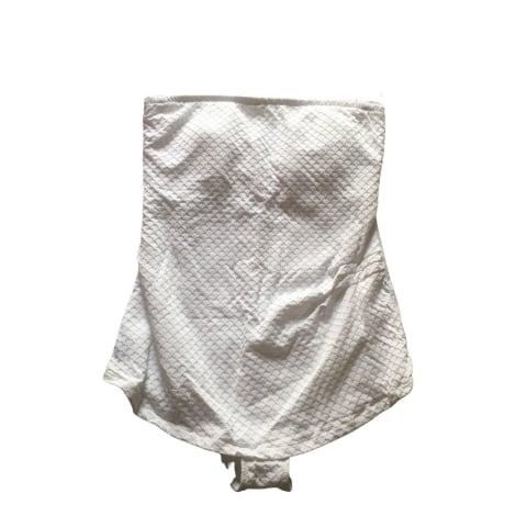 Maillot de bain une-pièce GOTTEX Blanc, blanc cassé, écru