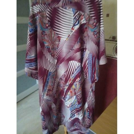 Robe courte VINTAGE LOVE Multicouleur
