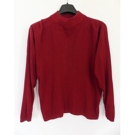 Pull CHANON Rouge, bordeaux