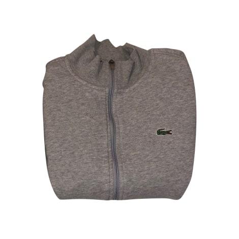 Sweatshirt LACOSTE Gray, charcoal