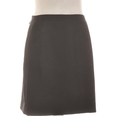 Mini Skirt ALAIN MANOUKIAN Black