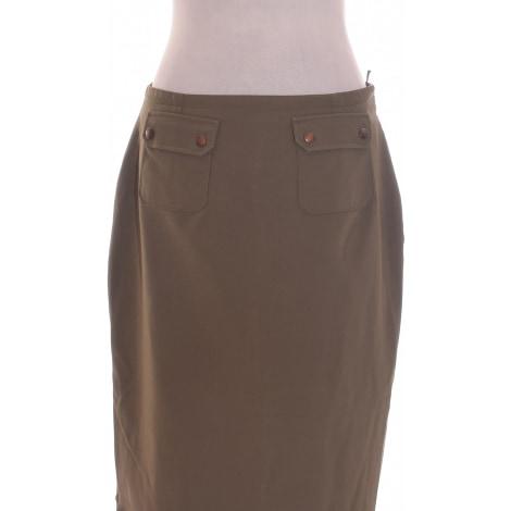 Midi Skirt ALAIN MANOUKIAN Green