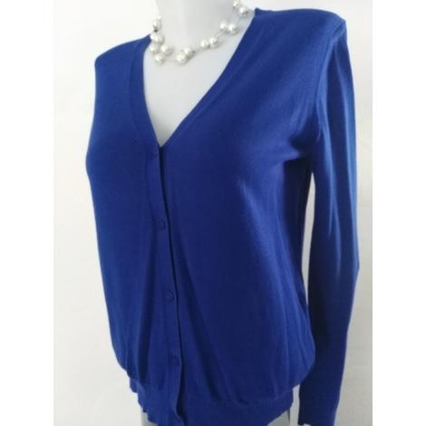Gilet, cardigan UNIQLO Bleu, bleu marine, bleu turquoise