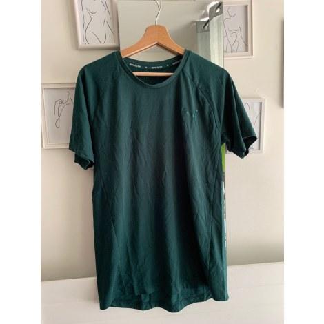 Top, tee-shirt PUMA Vert