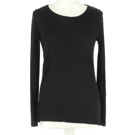 Top, T-shirt COS Black