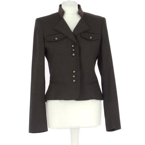 Jacket ALAIN MANOUKIAN Brown