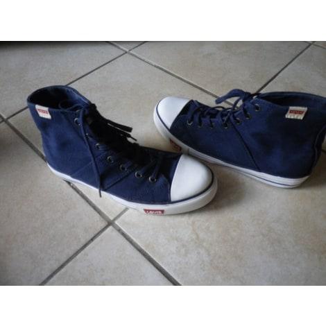 Baskets LEVI'S Bleu, bleu marine, bleu turquoise