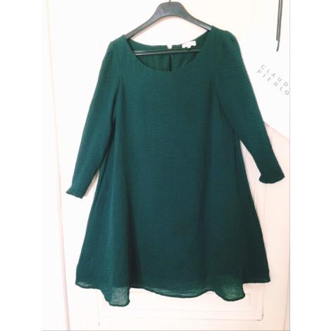 Robe courte CLAUDIE PIERLOT Vert