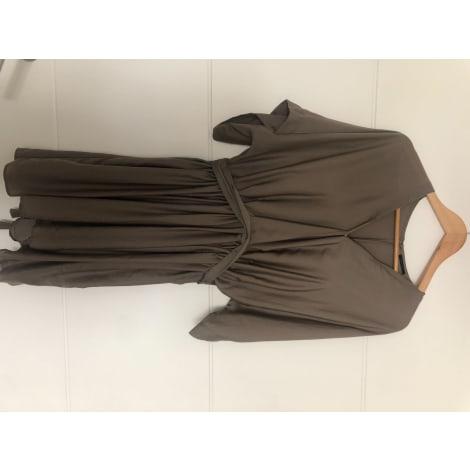 Robe courte IKKS Beige, camel
