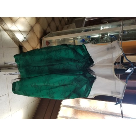 Robe mi-longue STELLA MCCARTNEY Vert