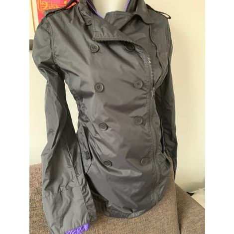 Imperméable, trench SUPERDRY Noir