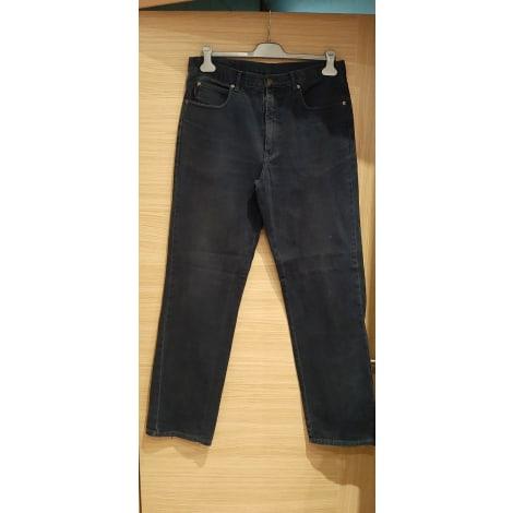Straight Leg Jeans YVES SAINT LAURENT Black