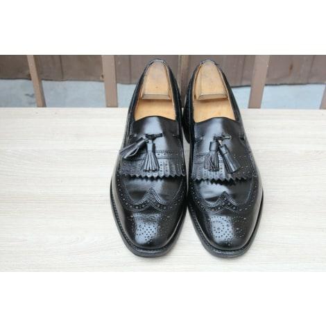 Chaussures à lacets ALLEN EDMONDS Noir