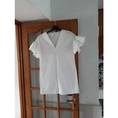 Blouse MISSGUIDED Blanc, blanc cassé, écru