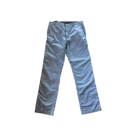 Straight Leg Pants STONE ISLAND Gray, charcoal