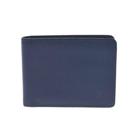 Geldbeutel LOUIS VUITTON Blau, marineblau, türkisblau