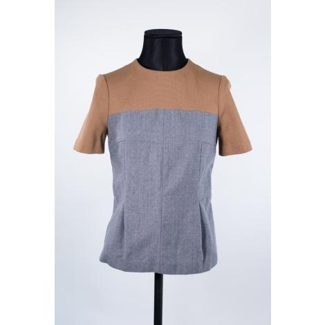 Top, tee-shirt TARA JARMON Gris, anthracite